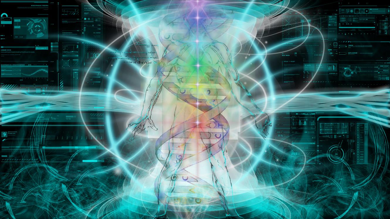 Medicina quantistica –  frequenze sul nostro corpo.